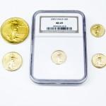East Texas Coin and Bullion Gold Bullion Coins